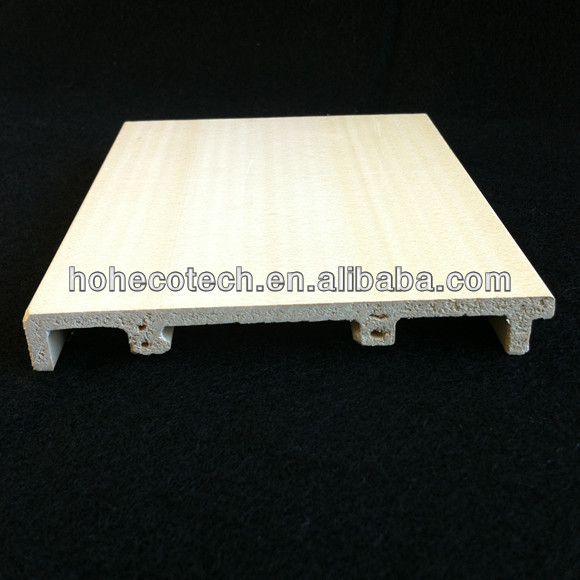 WPC Skirting WPC Floor Skirting SK-99H13 Raw material