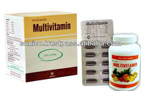Multivitamin 10tab/10blisters/60boxes