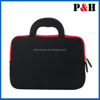 "Carrying Sleeve Neoprene Cover Bag Case For 10.1"" inch Laptop for iPad and Tablet"