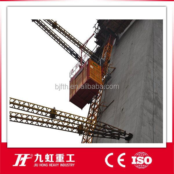 passenger and material Electric China Lean Building lift