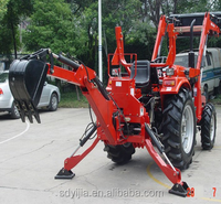 Made in china direct factory small new backhoe prices