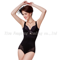 2015 latest non-trace conjoined thin paragraph body suit