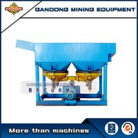 High efficiency jig machine diamond mining equipment for sale