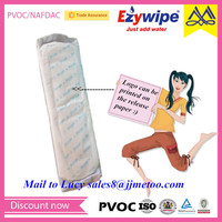 Plastic packaging for sanitary pads/Popular Soft cotton Anion sanitary pad/Women sanitary napkin