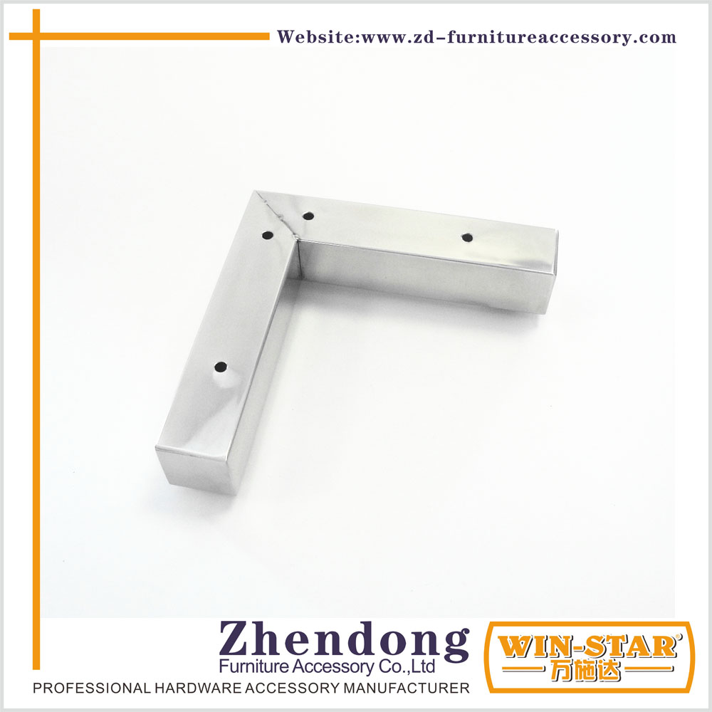 Wholesale good quality stainless steel cabinet base for living room