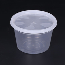 Wholesale transparent fruit food package plastic custom packing box