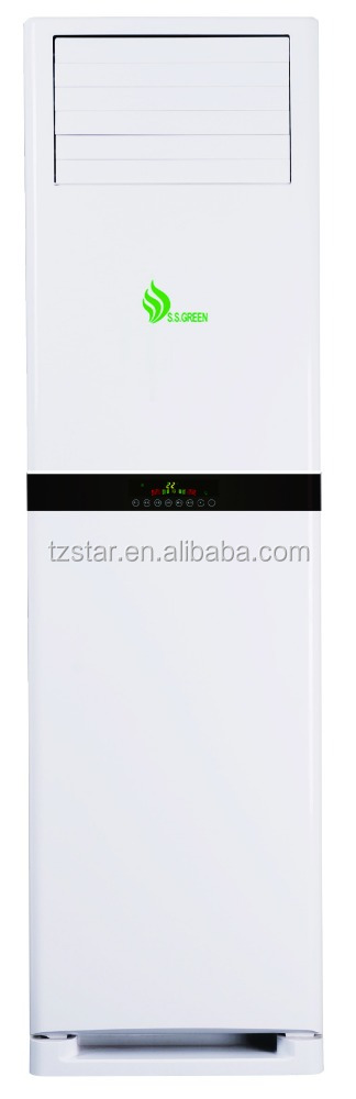 professional manufacturer floor standing hybrid solar air conditioners