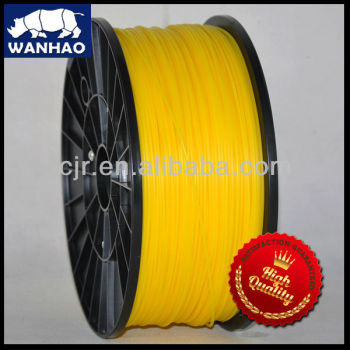 High quality Wanhao 3D Printer PLA FILAMENTS 1.75 3MM 3D PRINTER Material