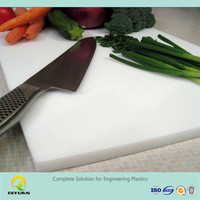 PE cutting board/ vegetable and meat cutting board