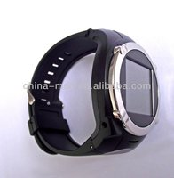 MP3/MP4 player Bluetooth fuction MQ998 Unlocked GSM Quad-Band Watch Android Mobile Phone with CE.ROSH,FCC