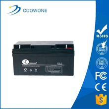 Coowone ISO CE Certificated 4v 2ah rechargeable lead acid battery