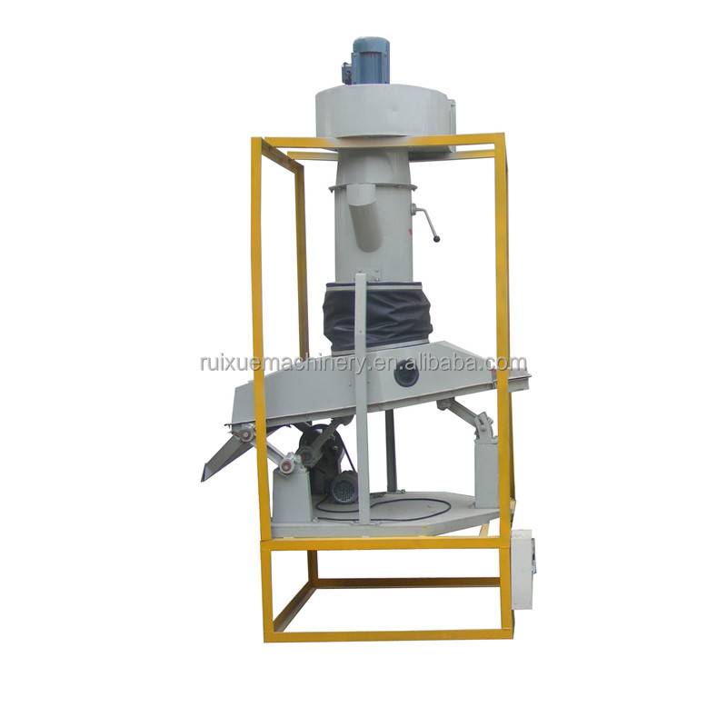 air suction type rice destoner/stone removing machine
