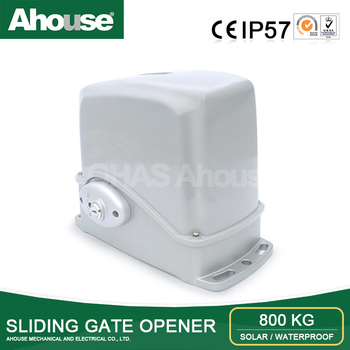 Motor Powered Automatic Sliding Gate Opener