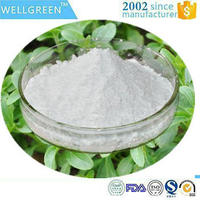 Steviol glycosides extract total glycoside 90% powder for beverage