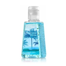 aloe flavor 65% alcohol waterless hand sanitizer gel with vitamin E