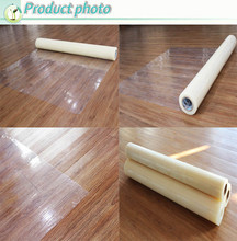PE Plastic Self Adhesive Surface Protection Film Tape for Carpet