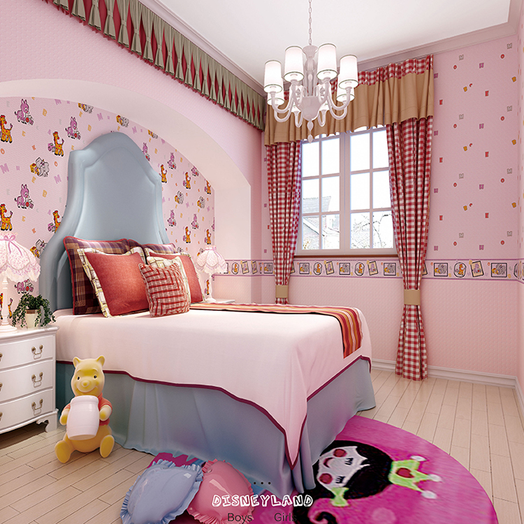 top 10 most popular factory korea 3d wallpaper for kids room