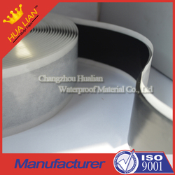 ISO 9001 factory offer black China butyl tape