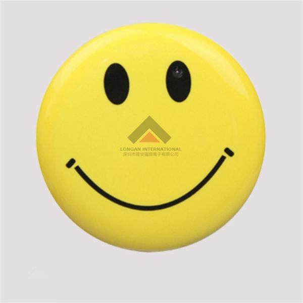 HD Video 720*480 Smile Face Camera