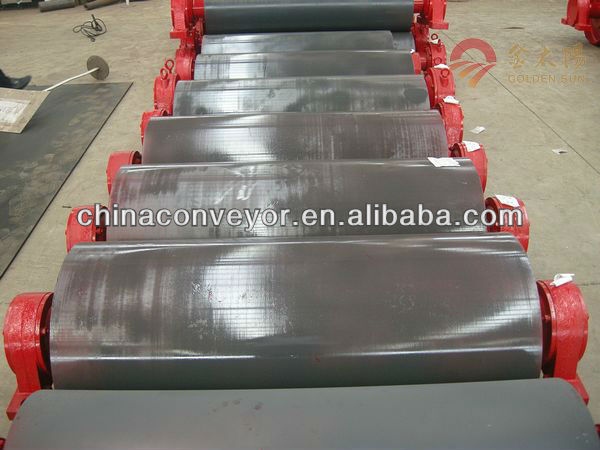 2013new type steel conveyor wing drum pulley for mining industry by CE ISO largest manufacturer