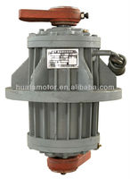 1.5KW Vertical Flanged Vibration Motor for vibratory finishing/burnisher machine