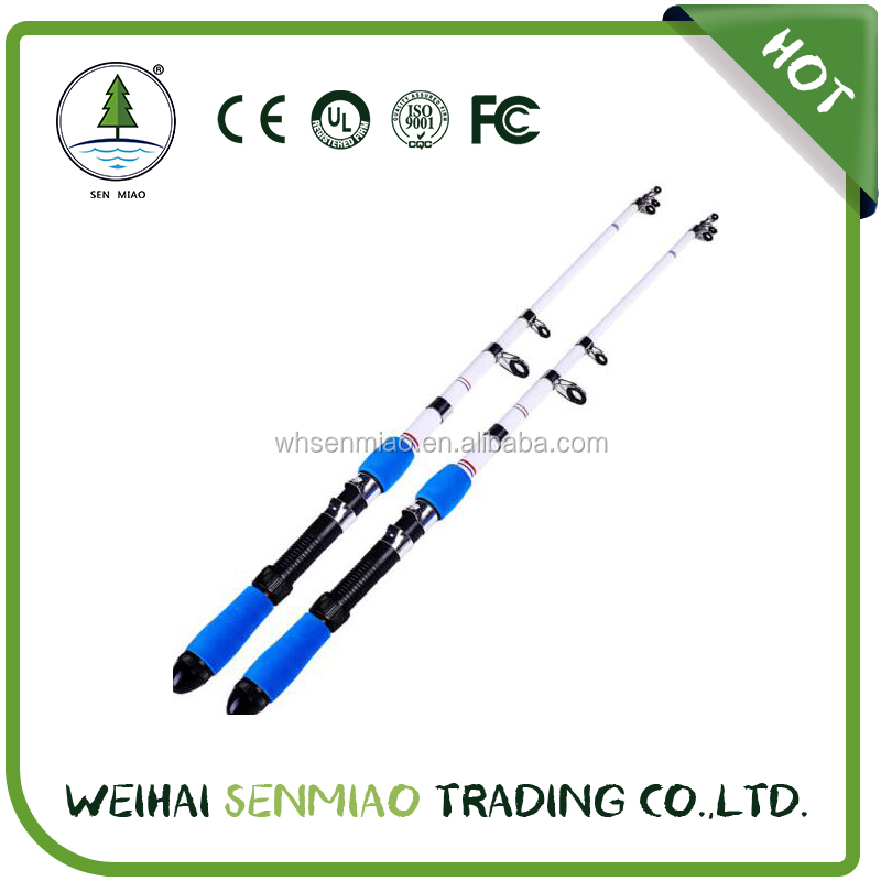 Portable Fishing Rod Children Fishing Tackle Pole for Boys Telescopic Rod