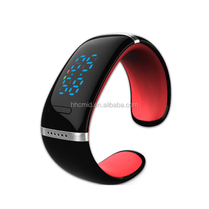 New Products 2014 Smart Bluetooth Bracelet Mobile Phone NFC