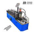 high quality angle steel roll forming machine with punching