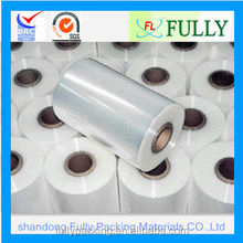 soft plastic packaging pof shrink film,polyolefin shrink flm, pe stretch film