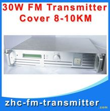 Fmuser 30W Professional FM Exciter zigbee transmitter and receiver