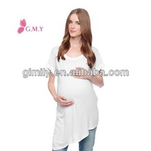 Women maternity clothes jersey pregnant women blouses