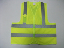 Wholesale Chile Motorcycle Reflective Safety Vest with Cross Straps