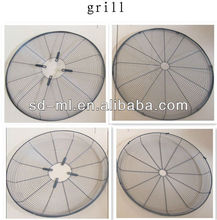 electric industrial fan grills