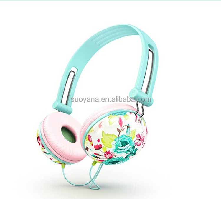 Protect the ear headphones for children China OEM headset Factory
