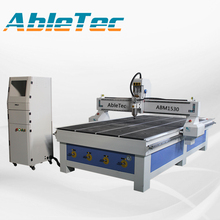 New type 3d wood cnc router machine for door cabinet furniture aluminum making ABM1530