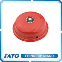 hot selling and cheap price red commercial door electric school bell, door bell switch