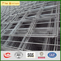 rebar welded mesh f72 f82 Concrete Reinforced steel bar welded mesh