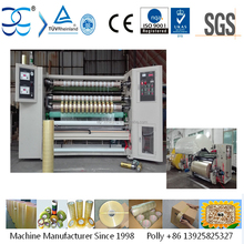 1300 1600mm Packing Bopp Tape Slitter and Rewinder