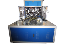Full automatic paper muffin cup tray making machine