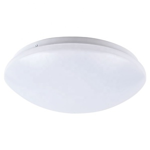 Classic Kitchen Plastic Ceiling LED Lights, 12W 18W 24W Acrylic Modern Surface Mounted Round LED Ceiling Light Fixture