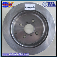 automobile parts brake disc aftermarket service brake rotor 4243102090