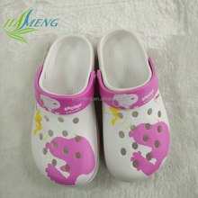 Safe silicone beach shoes with silicone eva children shoes