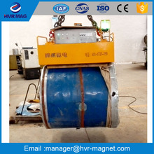 Electric lifting magnet factory steel coil lifter steel coil handling equipment