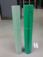 Excelled coroplast plastic tree planting tubes protection