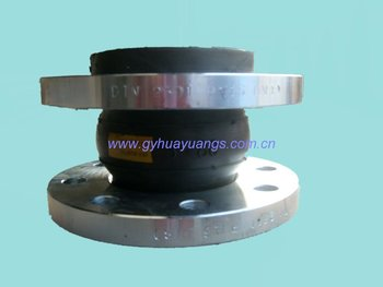 Single Sphere Rubber Expansion Joint