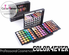 Hot factory price 96 color Private Label Makeup Eyeshadow Palette flower color palette