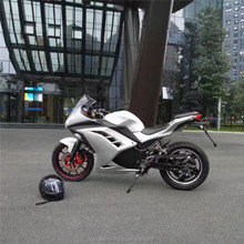 trade assurance factory price electric sport racing chopper scooter motorcycle