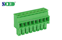 2-22P power cable terminal block pitch 3.50mm 300V 8A