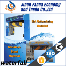 CHINA fully automatic car wash system and auto steam car wash machine low price for sale