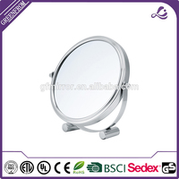 Wholesale matel round shoe cabinet with mirror with great price